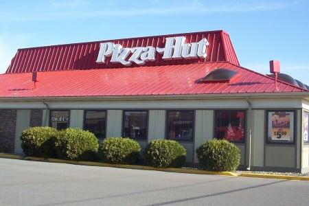 Pizza Hut 16 Reviews Pizza 110 Raeburn Place