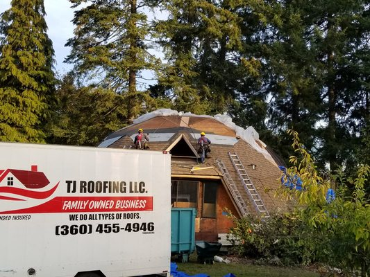 Tj Roofing Llc 8148 Rich Rd Se Olympia Wa Roofing Mapquest