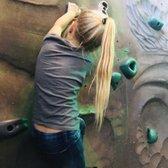 Photo of Discovery Cube Orange County - Santa Ana, CA, United States. Rock wall!