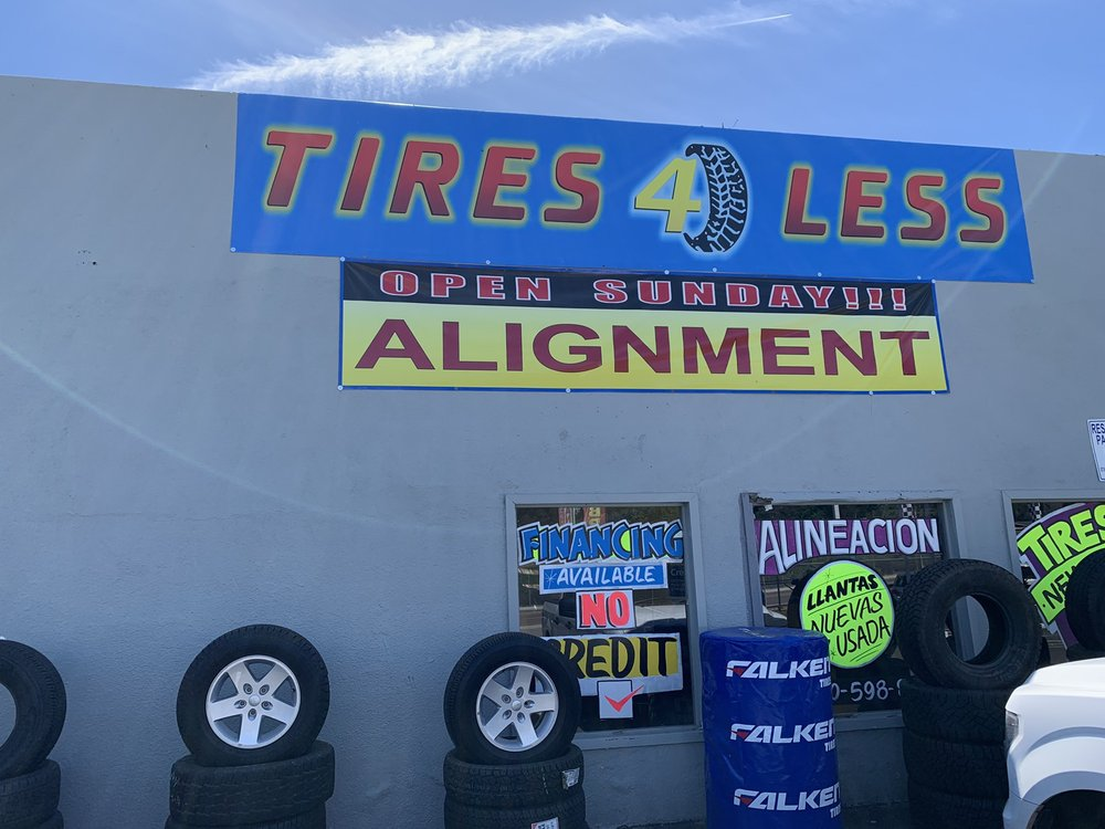 Tire For Less >> Tires 4 Less 11 Fotos Y 22 Resenas Neumaticos 2506 S