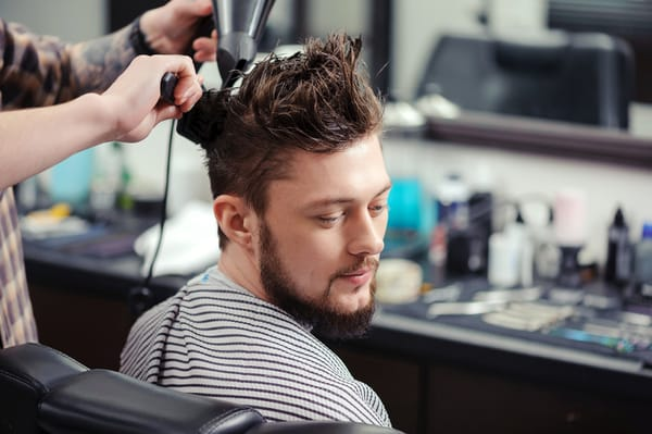 Art Men S Hairstyling And Barber