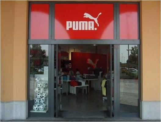 Puma Outlet - Schuhe - Via Girolamo Romanino 43, Rodengo ...