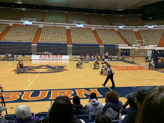 Auburn Arena Auburn University Al Stadiums Arenas
