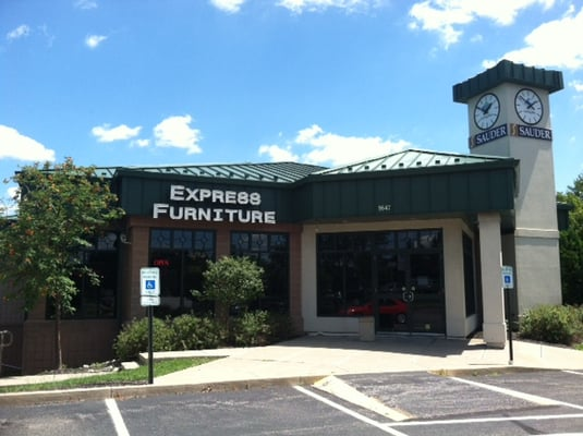 Express Furniture 1140 E Tallmadge Ave Akron Oh Office Furniture Mapquest