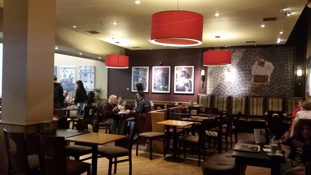 Costa Coffee Coffee Tea Shops 71 Kings Inch Road