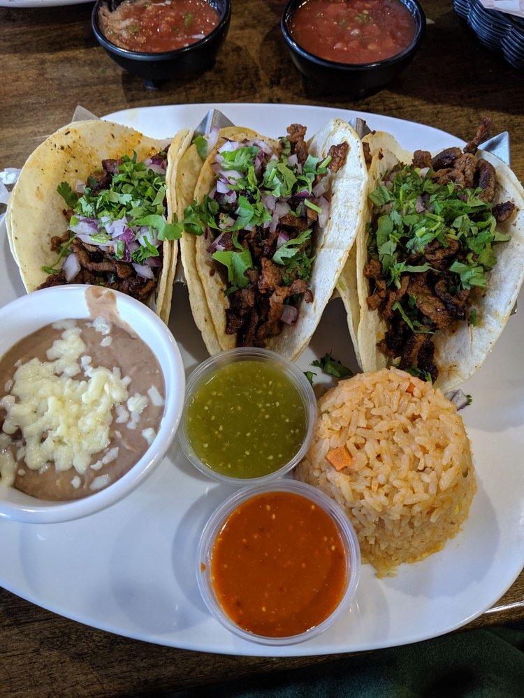Photo of Ernestos - La Grange, KY, United States. Taco Carne Asada