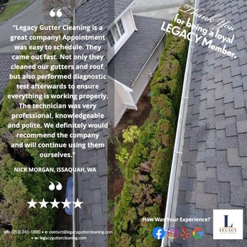 Legacy Gutter Cleaning 741 Photos Gutter Services Puyallup Wa Phone Number Yelp