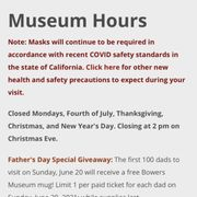 Photo of Bowers Museum - Santa Ana, CA, United States. Open for visits now  June 9, 2021
