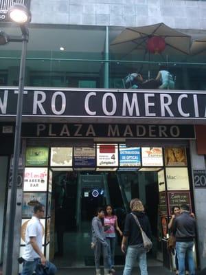 Centro Comercial Plaza Madero Centros Comerciales Madero