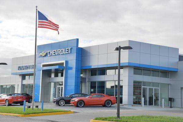 Knoepfler Chevrolet 100 Jackson St Sioux City Ia Auto Dealers Mapquest