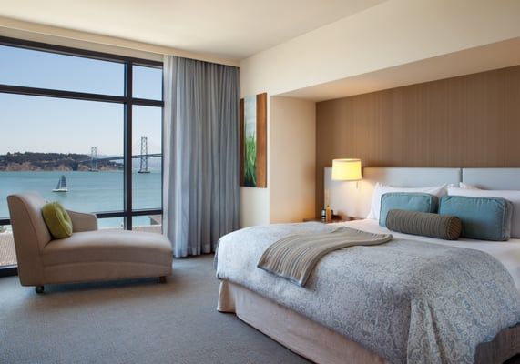 Photo of Hotel Vitale - San Francisco, CA, United States. Embarcadero Waterview ing room