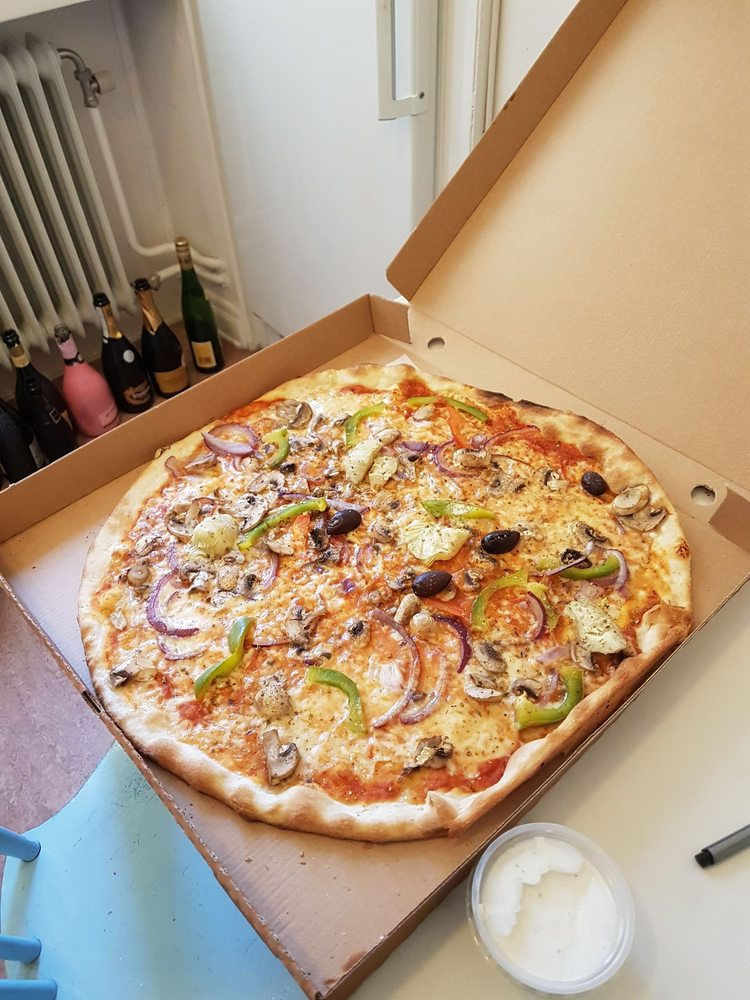 oliven pizza södermalm