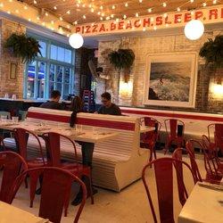 Pizza Beach 207 Fotos Y 202 Reseñas