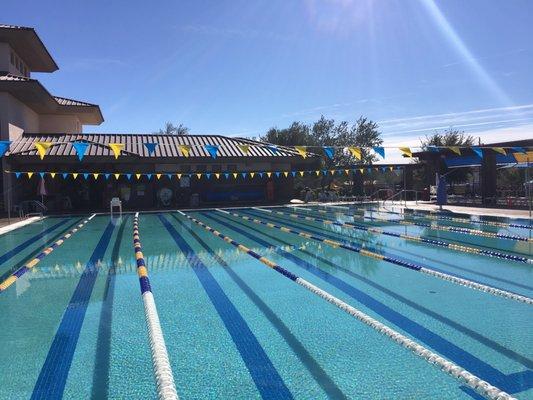 anthem az community center pool