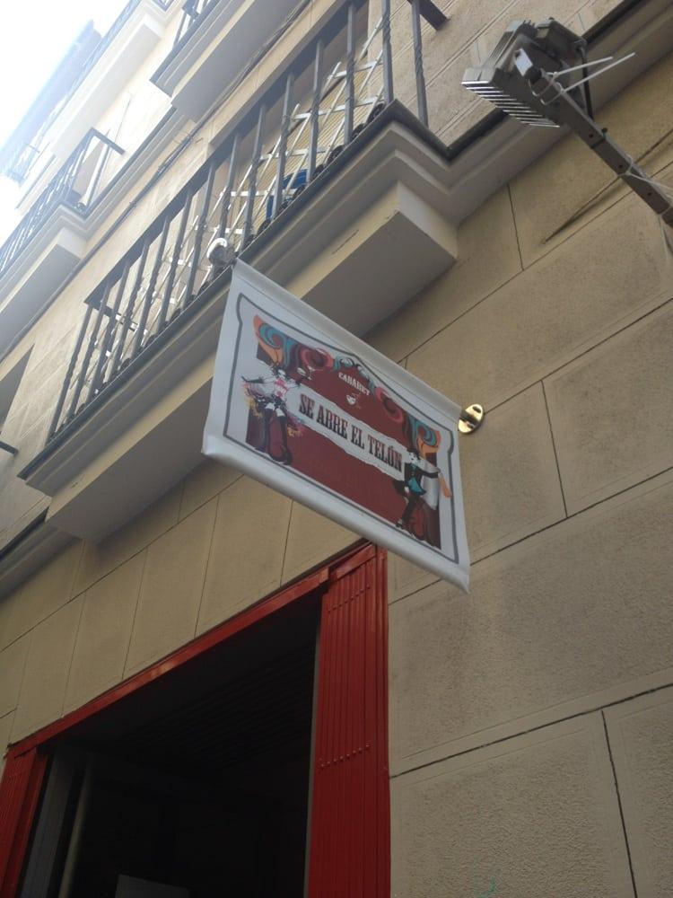 Se Abre El Telón Tapas Bars Calle De Loreto Prado Y