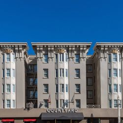 Courtyard by Marriott San Francisco Downtown/Van Ness Ave
