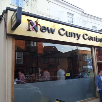 New Curry Centre Indian 43 London Road Horsham West
