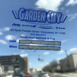 Garden City Jeep Chrysler Dodge 107 Photos 205 Reviews Auto Repair 283 N Franklin St Hempstead Ny Phone Number Yelp