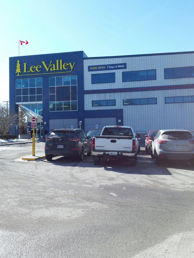 Lee Valley Tools Nurseries Gardening 900 Morrison Dr Ottawa