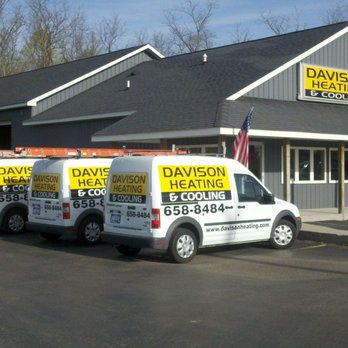Davison Heating Cooling 15 Photos Heating Air Conditioning Hvac 3163 N State Rd Davison Mi Phone Number Services Yelp
