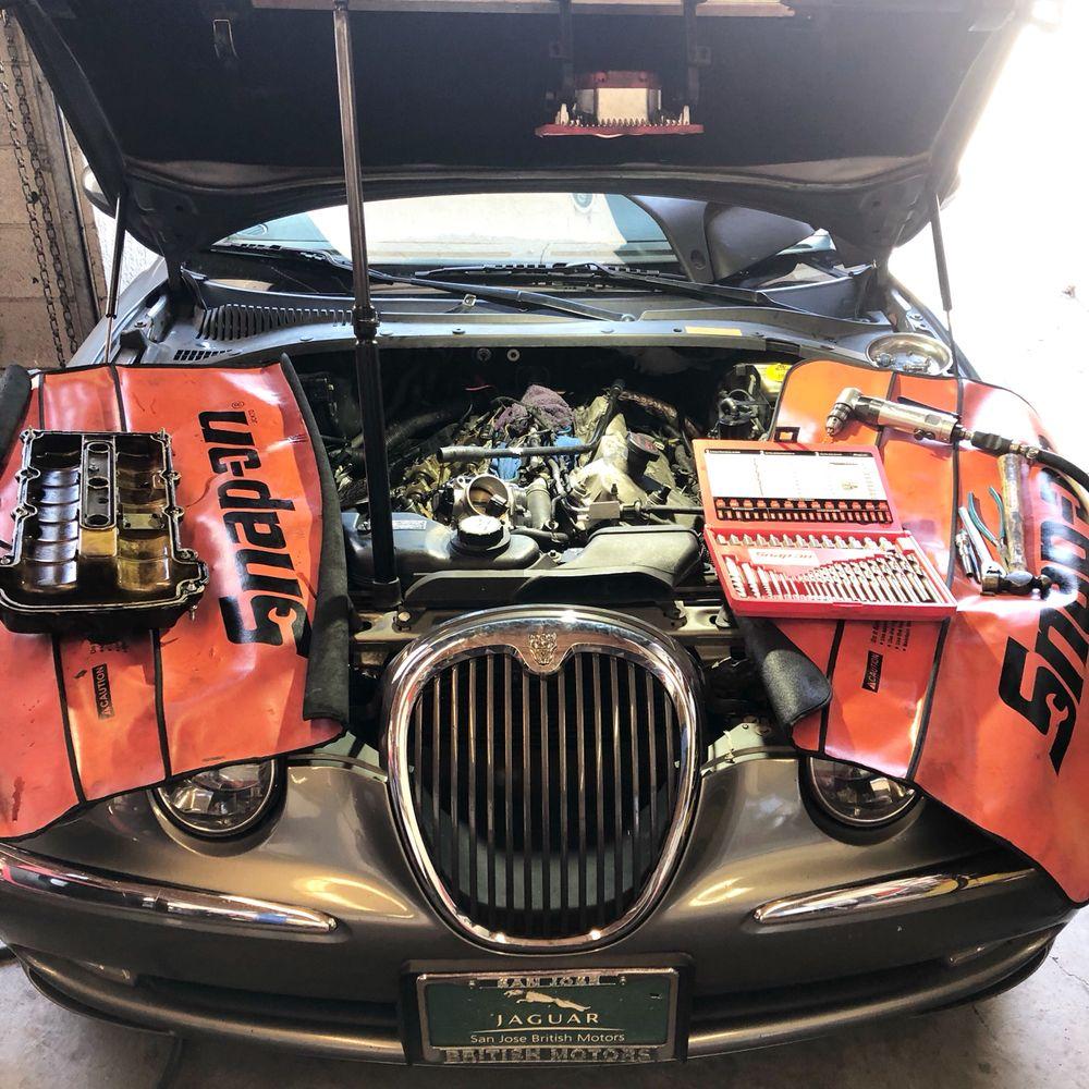 Jaguar engine repair - Yelp