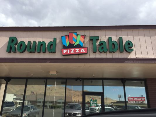 Round Table 1043 W 4th St, Round Table Winnemucca Nv