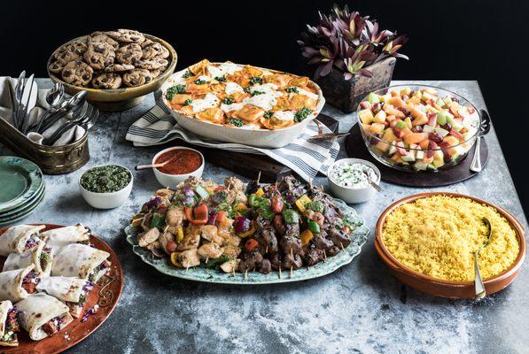 Zoes Kitchen Closed 148 Photos 139 Reviews Mediterranean 1165 Perimeter Ctr W Atlanta Ga Restaurant Reviews Phone Number Menu