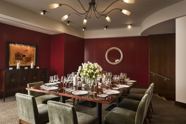 Quattro Restaurant Temp Closed, Downtown Houston Restaurants With Private Dining Rooms