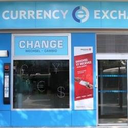 Ice International Currency Exchange Currency Exchange 91 Bd De