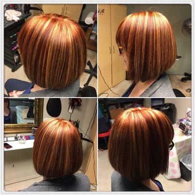 Bella S Salon Boutique 82 Photos Hair Salons 165 195 Denistoun Street Welland On Phone Number Yelp