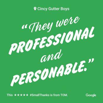 Cincy Gutter Boys 21 Reviews Gutter Services 521 Oliver St Covington Ky Phone Number Yelp