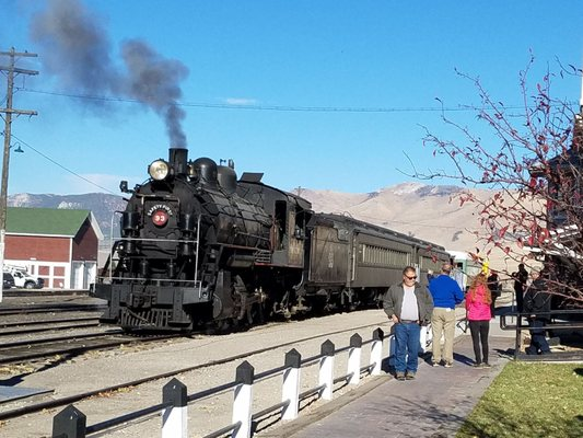 Nevada Northern Railway Museum 1100 Avenue A Ely Nv Museums Mapquest