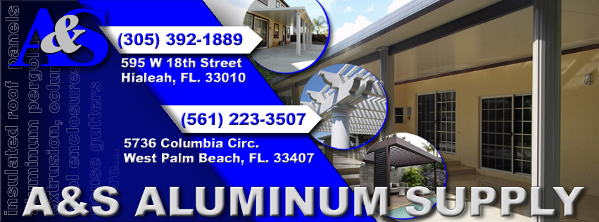 A S Aluminum Supply 20 Fotos Fabricantes De Chapa Y