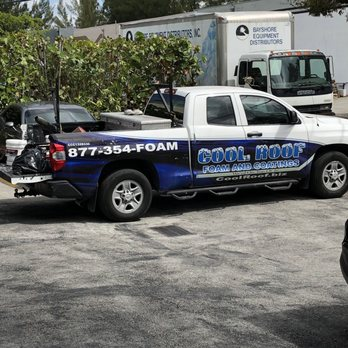 Cool Roof Foam And Coatings 30 Photos Roofing 1531 Sw 7th Ave Pompano Beach Fl Phone Number Yelp