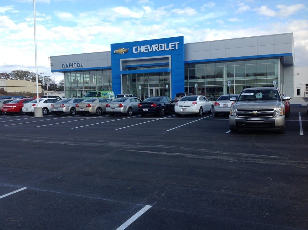 Capitol Chevrolet Montgomery 18 Photos 12 Reviews Car Dealers 711 Eastern Blvd Montgomery Al Phone Number Yelp