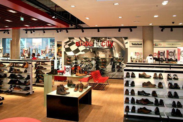 Shoe City, Schuhe in Berlin, Friedrichstraße | TheLabelFinder