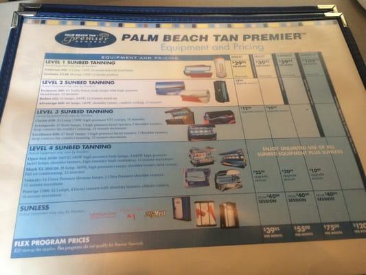 Palm Beach Tan Prices >> Palm Beach Tan 1740 E Broadway Rd Tempe Az Skin Treatments