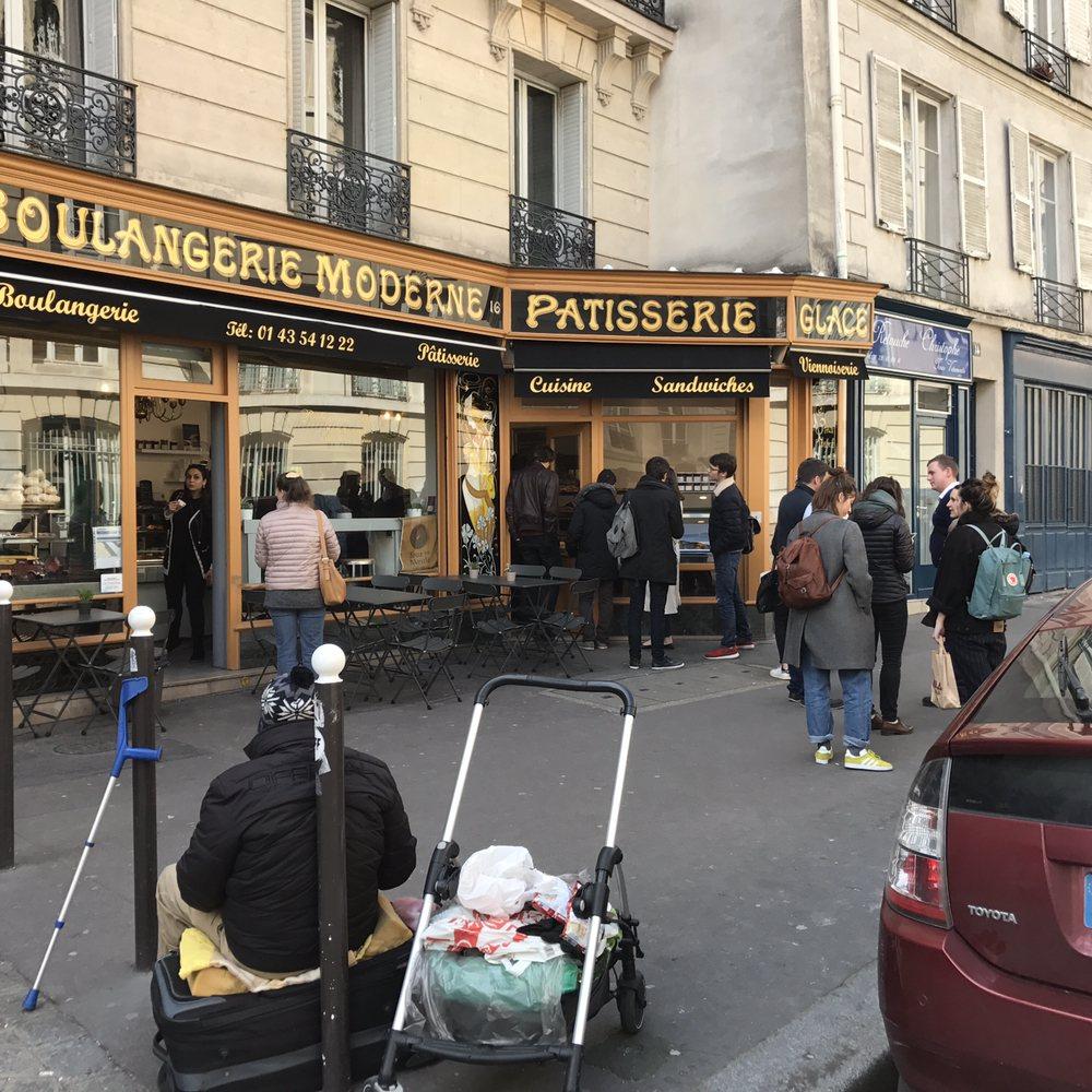 Boulangerie Moderne