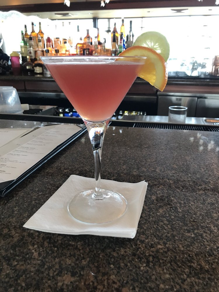 Photo of Chart House - Longboat Key, FL, United States. Monarch Margarita. Straight up.