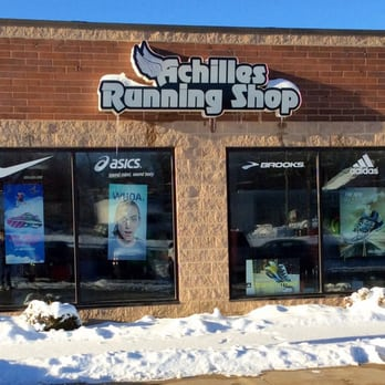 Achilles Running Shop - Shoe Stores