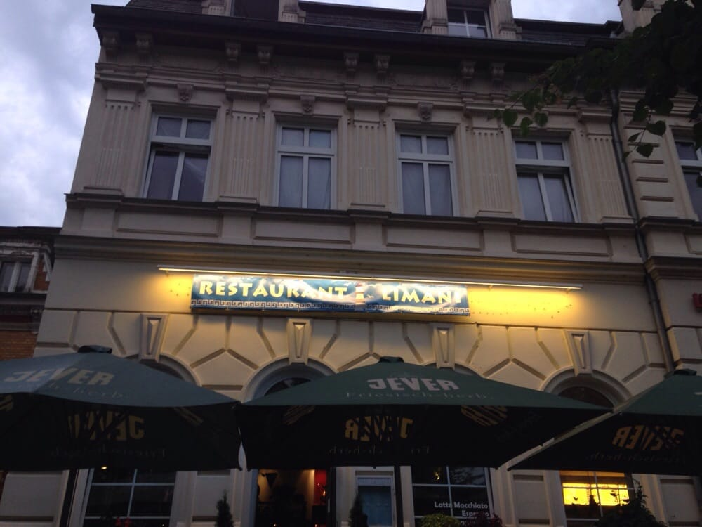 Restaurant Limani Griechisch Unter Den Linden 15 Furstenberg