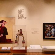 Photo of Autry Museum of the American West - Los Angeles, CA, United States. Capitating folk art of the West