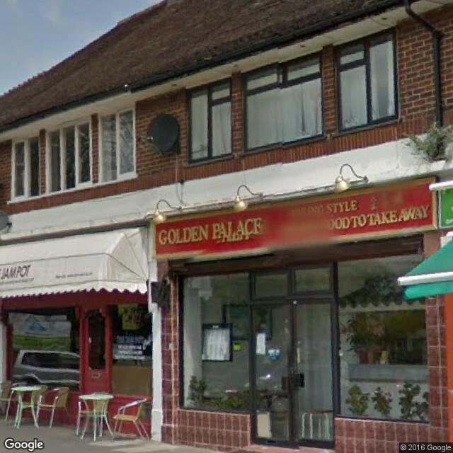 Golden Palace Takeaway Fast Food 4 Ranmore Road