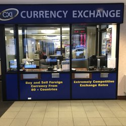 Currency Exchange International Temp