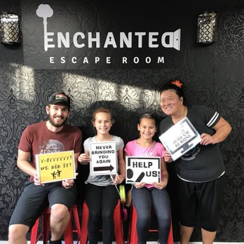 Enchanted Escape Room Check For Updated Health Safety