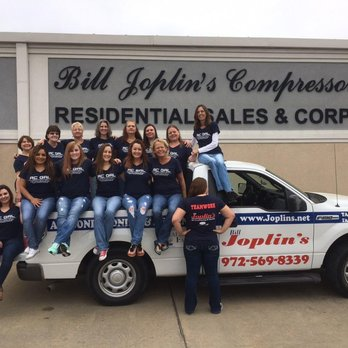 Bill Joplin S Air Conditioning Heating 56 Photos 27 Reviews Heating Air Conditioning Hvac 301 E Midway St Mckinney Tx Phone Number Services Yelp