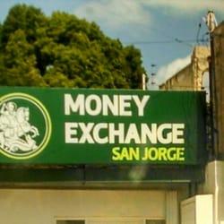 Money Exchange San Jorge Currency