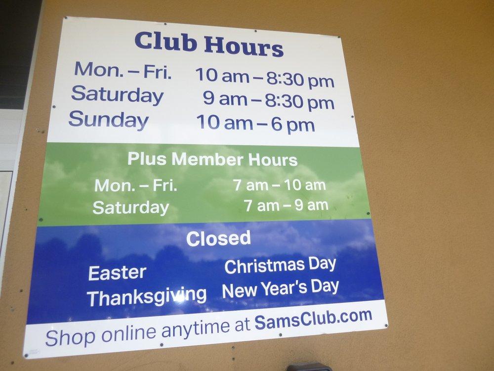 Sams Club Sunday Hours >> Sam S Club 71 Photos 24 Reviews Wholesale Stores