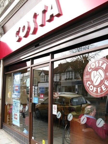 Costa Coffee Coffee Tea Shops 59 Henleaze Road