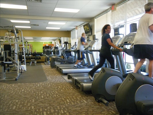 Anytime Fitness 14223 Powell Rd Spring Hill Fl Health Clubs Gyms Mapquest